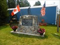 Image for Occupational Monument - Veterans and Builders - Fort Nelson, BC