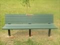 Image for Mark Pritsker bench - Edmond, OK