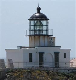 Pt Bonita Lighthouse, Marin Headlands, California