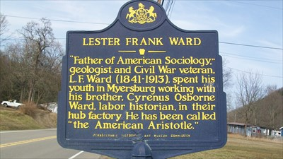lester frank ward Lester f ward (june 18, 1841 – april 18, 1913) was an american botanist, paleontologist, and sociologist [1] he served as the first president of the american sociological association ward was a pioneer who promoted the introduction of sociology courses into american higher education his belief.