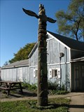 Image for Midwest Carvers Museum totem pole - South Holland, IL