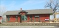 Image for Historic ATSF Depot -- Lansing KS