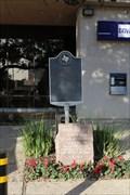 Image for El Camino Real -- DAR Marker No. 83 & Historical Marker, 1100 NW Loop 410, San Antonio TX