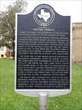 Image for Establishing of Potter County