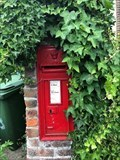 Image for Victorian Wall Post Box - Tring, Buckinghamshire, UK