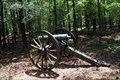 Image for 12-pounder bronze field howitzers, Model of 1841 #106 - Chickamauga National Military Park