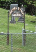 Image for Sanitaria Springs Cemetery Arch - Sanitaria Springs, NY