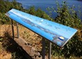 Image for Rock Cut Viewpoint Orientation Table - Malahat, BC
