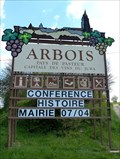 Image for Arbois, Franche Comté, France