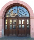 Image for Doorway of the town hall - Bad Münstereifel - NRW / Germany
