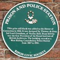 Image for Prison & Police Station, 1 St Marygate, Ripon, N Yorks, UK
