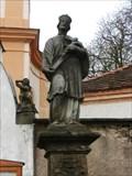 Image for St. John of Nepomuk - Picin, Czech Republic