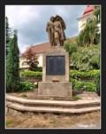 Image for Memorial of World War I Victims - Slatina nad Zdobnicí, Czech Republic
