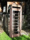 Image for Mokelumne Hill Red Phone Box - Mokelumne Hill, CA
