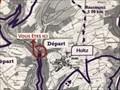 """Image for """"Vous êtes ici"""" réseau national des sentiers -Holtz - Luxembourg"""