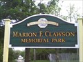 Image for Marion F. Clawson Memorial Park - Ringoes, NJ