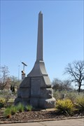 Image for George W. Owens Fountain Monument -- Dallas TX
