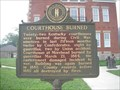 Image for Courthouse Burned - Rowan County, Kentucky