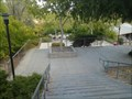 Image for Pierce College Zig Zag Stairway - Woodland Hills, CA