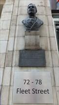 Image for T P O'Connor - Fleet Street, London, UK