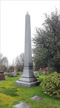 Image for Lewis Family Obelisk - Seattle, WA