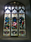 Image for Stained Glass Windows, All Saints - Old Buckenham, Norfolk