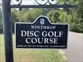Image for Winthrop University Disc Golf Course - Rock Hill, South Carolina