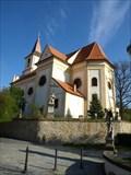 Image for kostel sv. Jana Krtitele, Námešt nad Oslavou, okres Trebíc, Czech republic