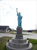 Image for Mini Statue of Liberty - Hallettsville, TX