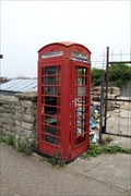 Image for Red Telephone Box - Pier Road, Greenhithe, Kent, UK