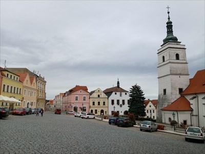 Town Hall - Horsovsky Tyn, Czech Republic