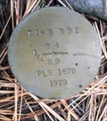 Image for T14S R9E S4 9 1/4 COR - Deschutes County, OR