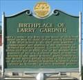 Image for Birthplace of Larry Gardner - Enosburg Falls