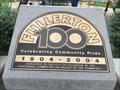 Image for Fullerton - 100 Years - Fullerton, CA