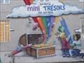 Image for Murale Mini Trésors.-Laval-des-Rapides-Laval-Québec.