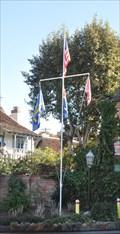 Image for St. Malo Nautical Flagpole