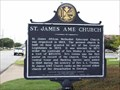 Image for St. James AME Church - Columbus, Georgia