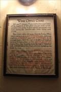Image for Dr Samuel Johnson  et al -- Wine Office Court, near Ye Olde Cheshire Cheese, Off Fleet Street, City of London, UK