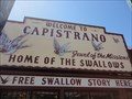 Image for Welcome to San Juan Capistrano, CA