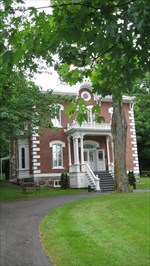 Maison Wilfrid Laurier, Victoriaville Qc