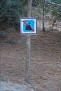 Image for No Shit Sign - Cala Mitjana, Menorca, Spain