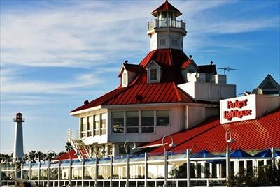 Parkers Lighthouse Long Beach California Dockside Restaurants On Waymarking