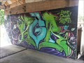 Image for Sparkling Car Wash Graffiti  - Santa Clara, CA