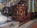 Image for Ambon - Lectern - Cathédrale Basilique Notre-Dame - Notre-Dame Cathedral Basilica - Ottawa, Ontario