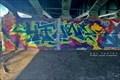 Image for KES-LOST-REAK-4FUN graffiti - Cumberland, Rhode Island