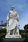 Image for Avranches. La statue du général Valhubert nettoyée - Avranches, France