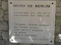 Image for John Paul II - Berlin Wall Segment - Fátima, Portugal