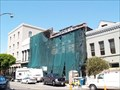 Image for Site of the first meeting of Freemasons held in California - San Francisco