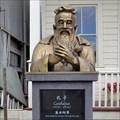 Image for Confucius: Chinese Philosopher and Asteroid 7853 Confucius - Locke, CA