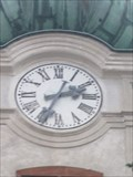 Image for Town Clock - Strelice, Czech Republic